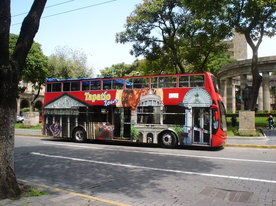 foto de tapat o tours guadalajara autobus de tapatio tour tripadvisor. Black Bedroom Furniture Sets. Home Design Ideas