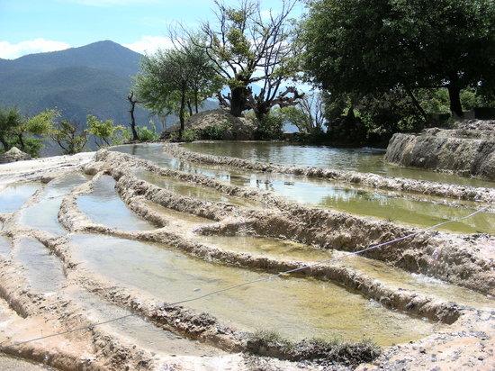White-Water Terraces (Baishuitai)