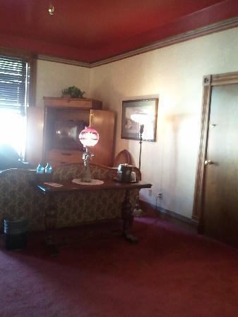 Bullock Hotel : another room view