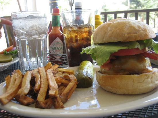 MacPhail's Burgers: The BBQ bacon burger