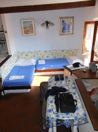 B&B e Camere Solemagia: Our bedroom