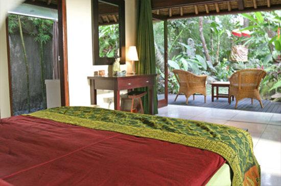 Villa Pantulan: Pantulan bedroom