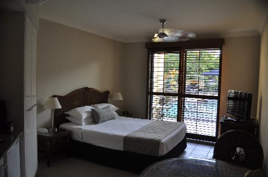 Meridian Port Douglas: Photo of the Studio Superior room