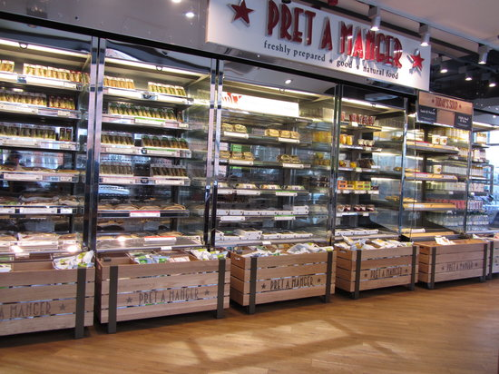 Image result for pret a manger