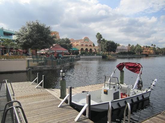 Disney's Coronado Springs Resort: Resort Property