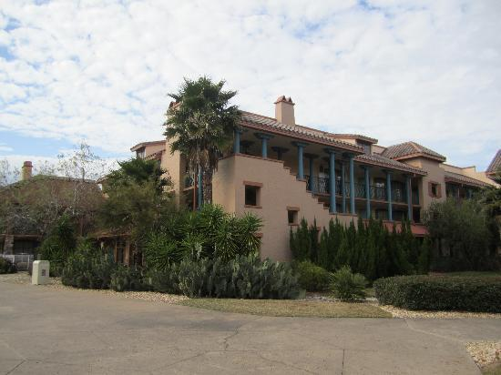 Disney's Coronado Springs Resort: Our Building
