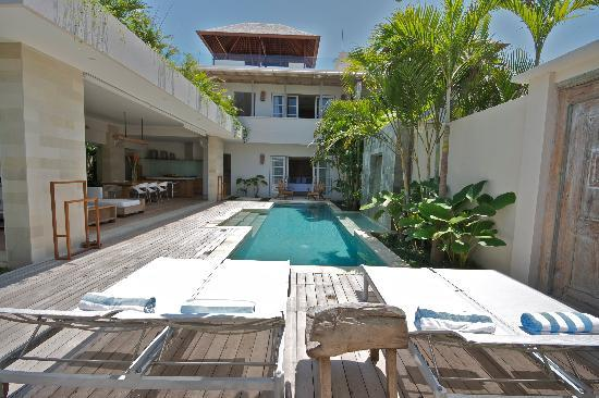 Pantai Indah Villas Bali: Villa 1