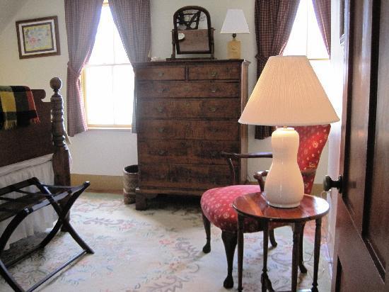 Greenspade Inn: Lynch Room