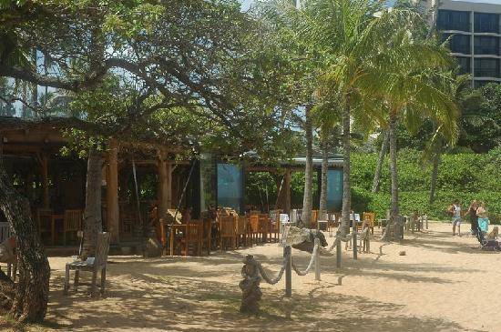 Ola at Turtle Bay Resort: Right on the beach