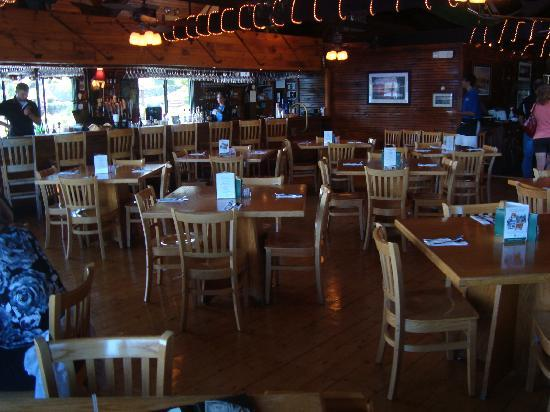 Boathouse Restaurant Dining Room