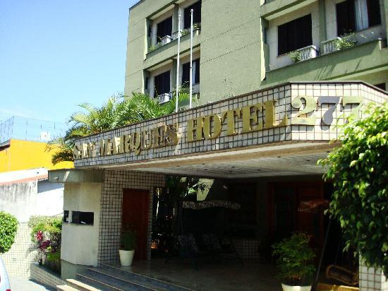 Pirituba, SP: Fachada Hotel