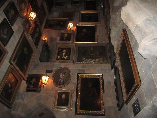 The Wizarding World Of Harry Potter Inside Hogwarts | www ...