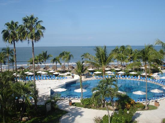 Hard Rock Hotel Vallarta: Typical view from rooms