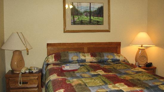 Oakmont Resort: bedroom in 1 br unit