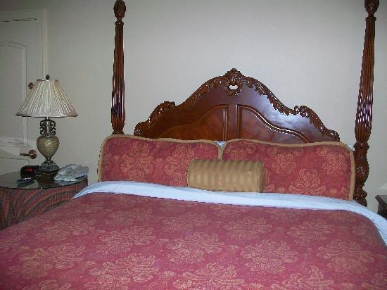 Parc England Boutique Hotel: Bed