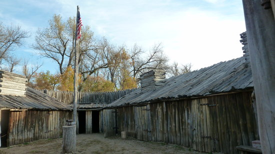 Washburn, Kuzey Dakota: Fort