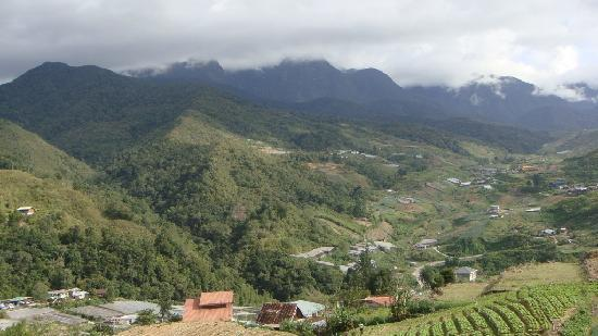 The Cottage Hotel Kundasang: Outside View