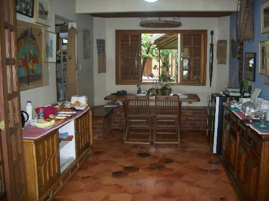 Pousada Manaca Inn: Desayuno
