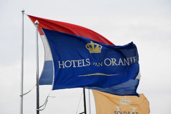 Beach Hotel Noordwijk: Logo