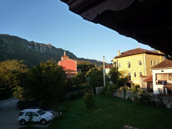Hotel rural Arpa de Hierba: Vista desde la habitación
