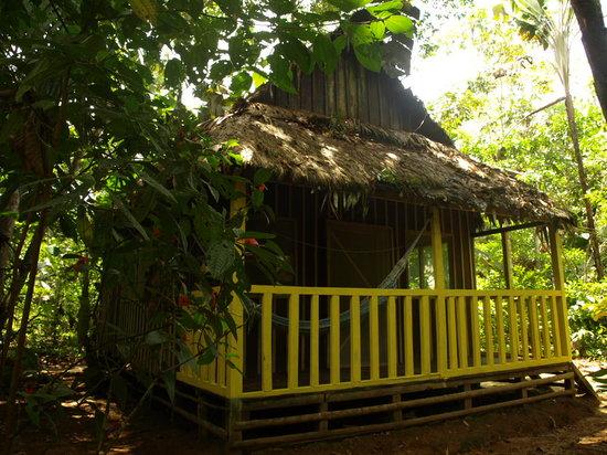 Omshanty : Private cabin