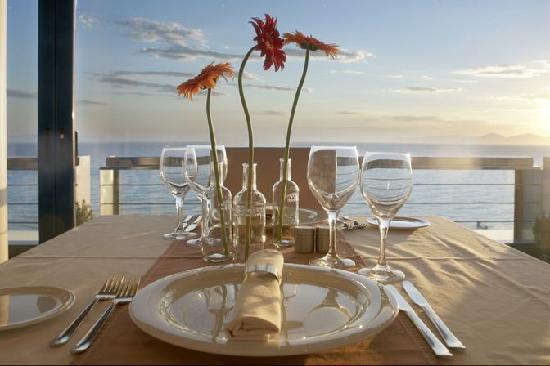 Athens Poseidon Hotel: Poseidon Roof Garden