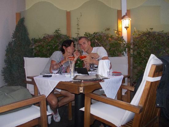 la terrazza - Picture of Ristorante Rosticceria Grill Room di Luis ...