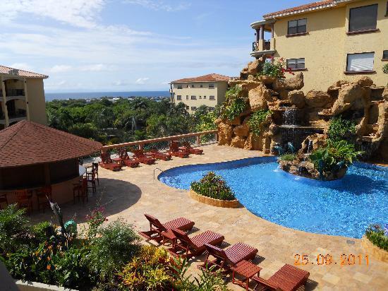 Clarion Suites Roatan at Pineapple Villas: Pineapple hotel