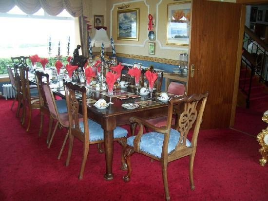 Bo'mains Farmhouse: Dine in style at Bomains