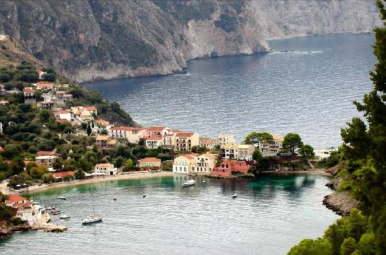 Niriides Apartments and Rooms: assos