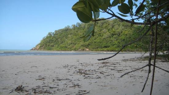 PK's Jungle Village: Cape Tribulation Beach: paradise on Earth