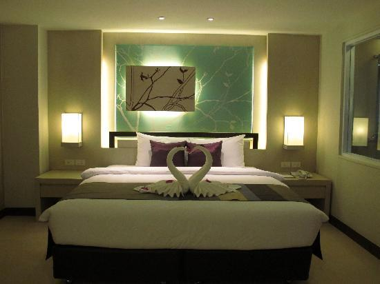 Trang, Thailandia: Superior room
