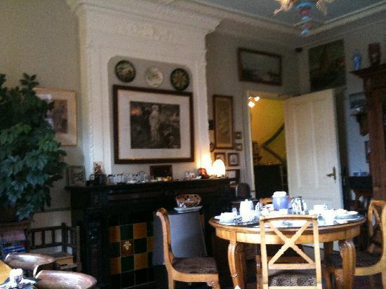 โฮเต็ลมิวเซียมซิชท์: Salle du petit déjeuner