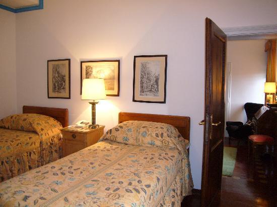 Quattro Fontane Hotel: APPARTAMENTO