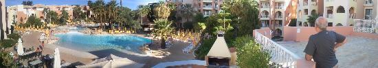 Four Seasons Vilamoura: The Beach Pool and Resort layout