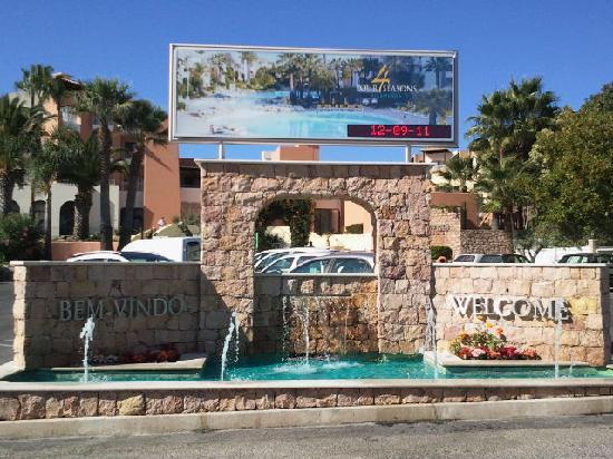 Four Seasons Vilamoura: Resort Entrance