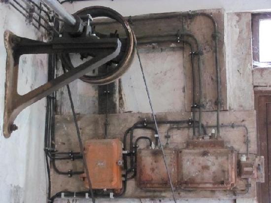 Gerbereimuseum Weissgerberei Balz (Tannery museum): a detail