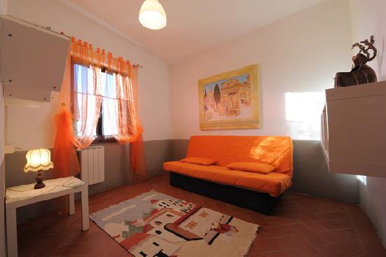 Case Vacanze Podere Ugolini: Appartamento Le Scalette