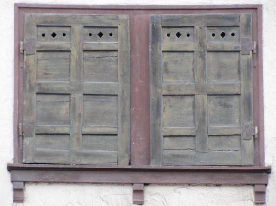 Steinhaus (ehem. Calwer Farberstift): window