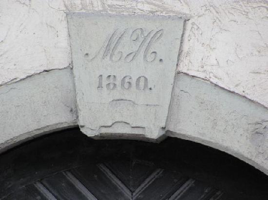 Steinhaus (ehem. Calwer Farberstift): detail