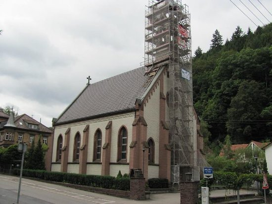 Stadtpfarrkirche St. Josef