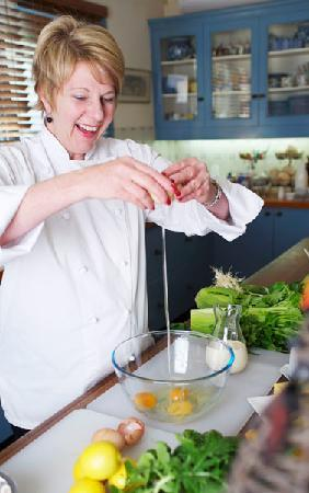 Bishop's Court Estate Boutique Hotel: Bathurst's most exciting Cooking School.