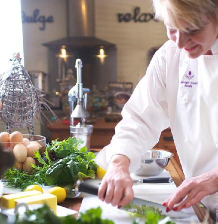 Bishop's Court Estate Boutique Hotel: Sign up for upcoming classes from our Cooking School Calendar.