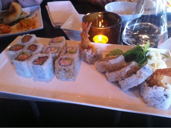 Bryggen Asian Cooking div sushi
