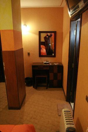 Sajama Hotel: Matrimonial room