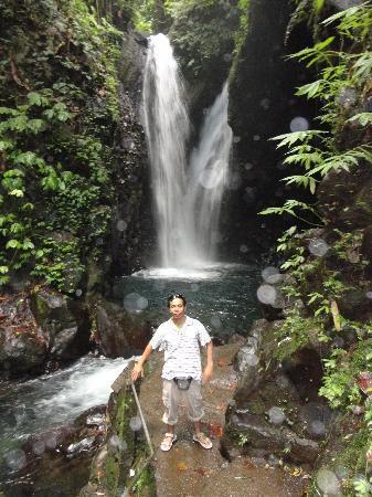 Singaraja, Indonésia: La cascade principale