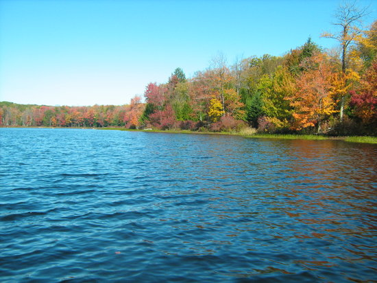 Greentown, PA: promised land lake