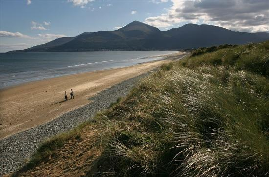 Νιούκαστλ, UK: Murlough Beach - Newcastle