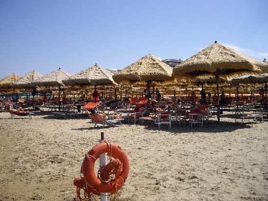 Victoria Hotel: The nearby beach views.