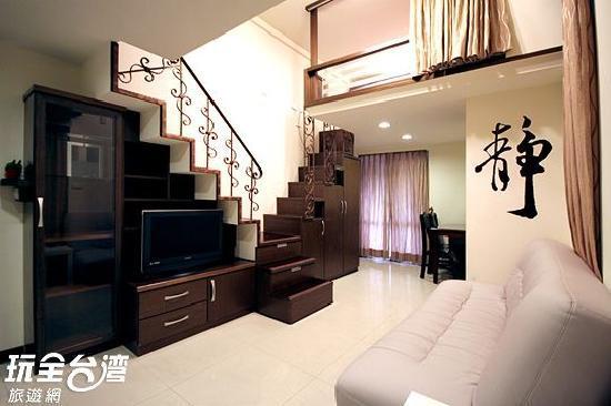 Taipeisleep Apartment: 美麗會館樓中樓